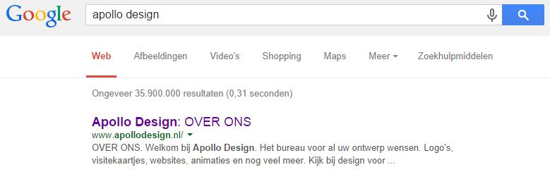 apollo-zoekresultaten-marketing
